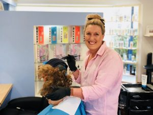 Michelle Clarke - Hair at the Promenade